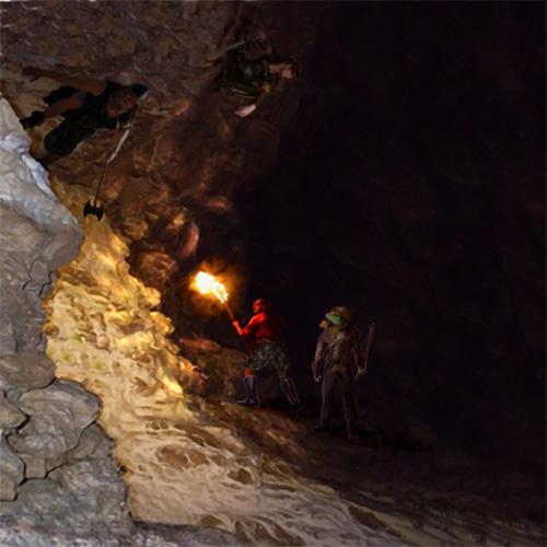 River Cave Outcasts: Digital Pod #AK000030
