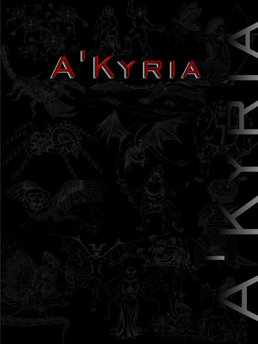 A'Kyria: Rule Book